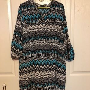 Rue21 Patterned Dress